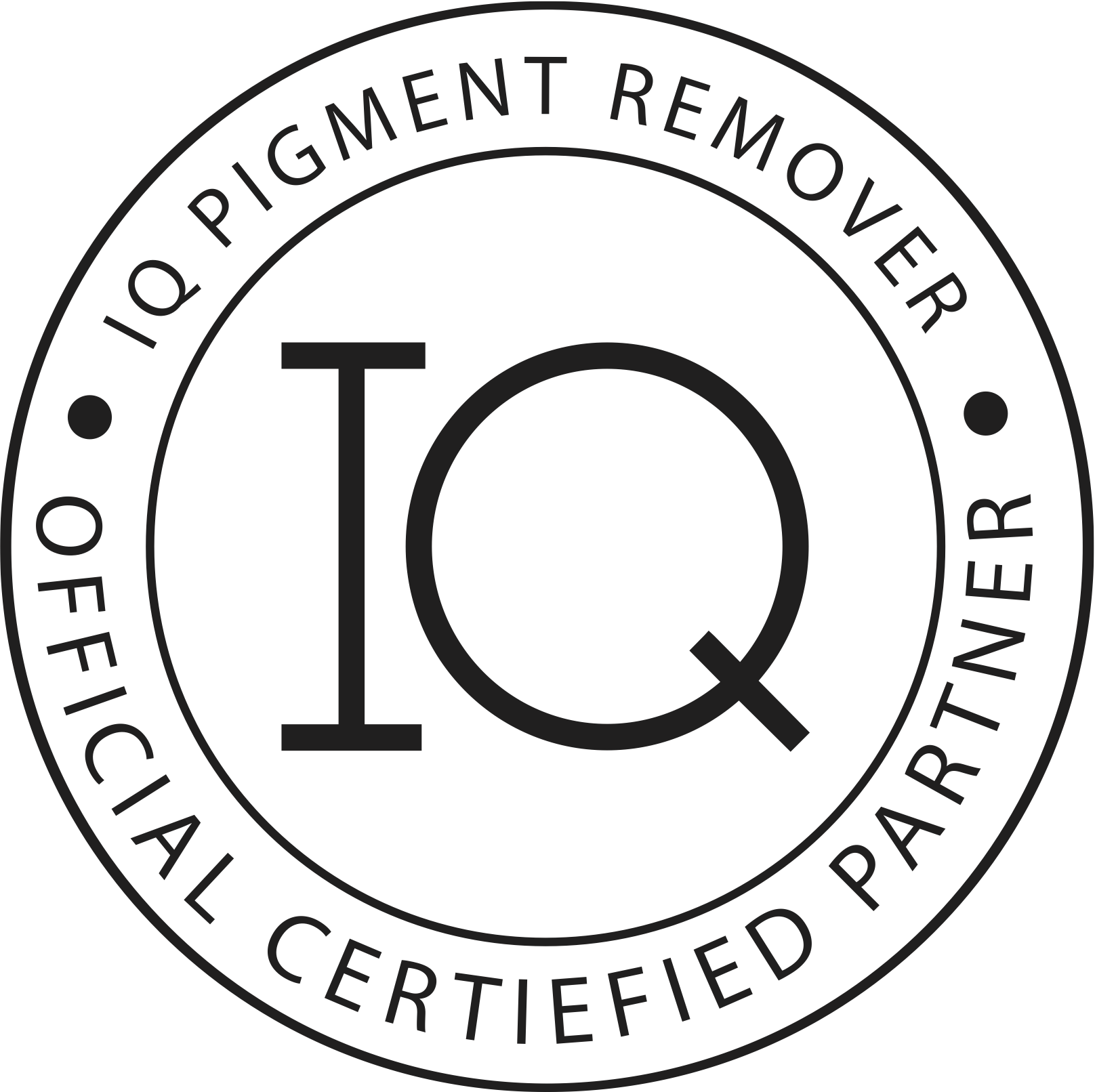 Partnership Request Form | IQ Pigment Remover